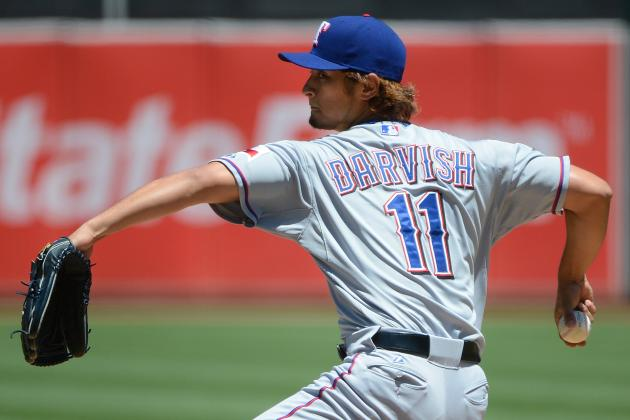 Yu Darvish: 4 Reasons Texas Rangers Rookie Will Win AL Cy Young