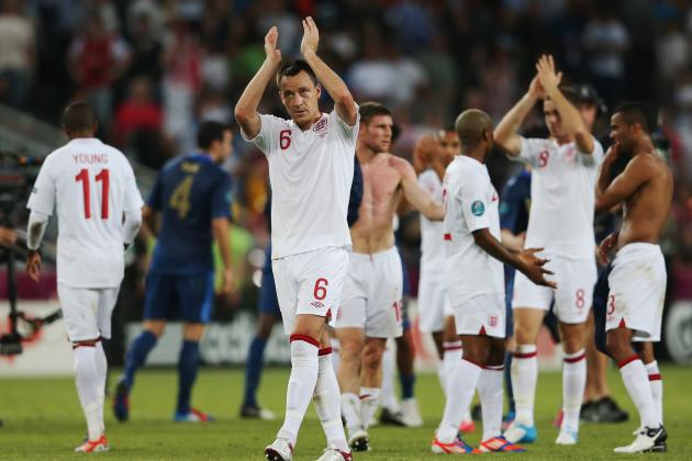 Euro 2012: Biggest Winners and Losers from First Round of Group Play