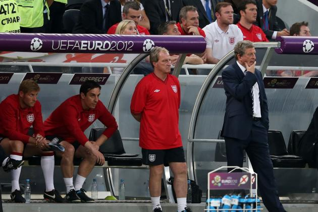 England: 6 Flaws for Roy Hodgson to Correct Before Euro 2012 Clash with Sweden