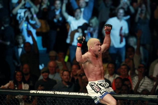 UFC 148: The Greatest Hits of Tito Ortiz