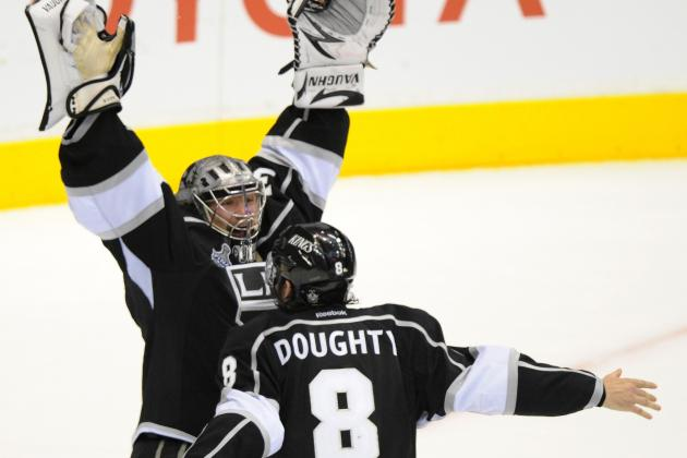 Los Angeles Kings: 4 Reasons They Are the Best 8th Seed in NHL History