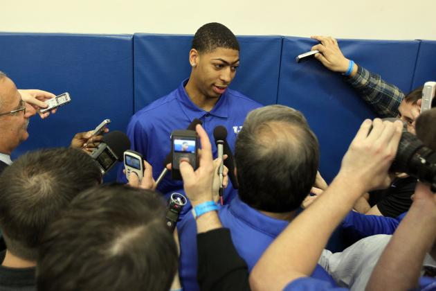 NBA Draft 2012: 5 Most Overrated College Stars