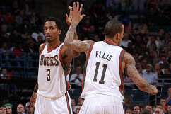 Milwaukee Bucks: 8 Reasons Why Monta Ellis and Brandon Jennings Can Coexist