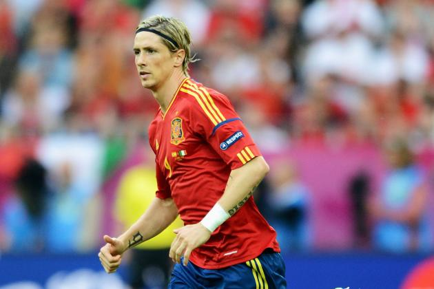 Spain Euro 12: Fernando Torres and Players Most Important to Spain's Chances