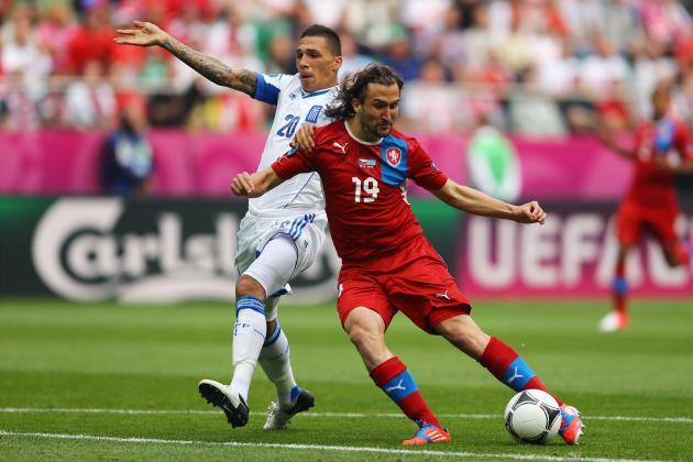 Czech Republic 2-1 Greece: 5 Tactics Which Made Average Czechs Look World-Class