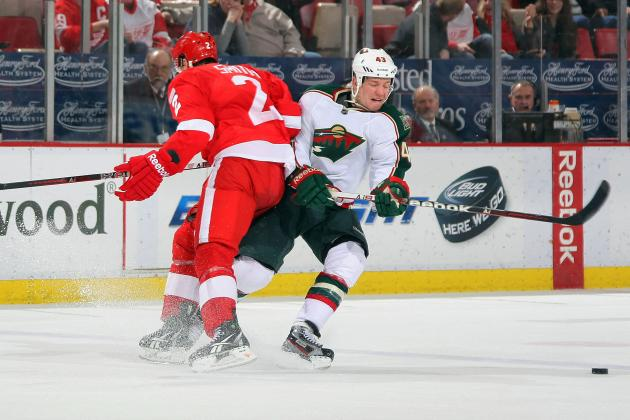 Detroit Red Wings: 4 Wings Prospects Who Will Break into the NHL in 2012-13