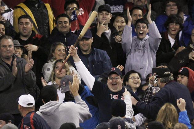 MLB Power Rankings: The Best and Worst Fanbases in Baseball