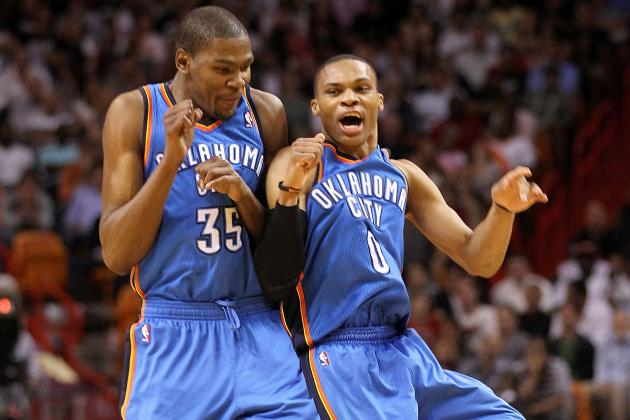 Power Ranking the 10 Most Dynamic Duos in the NBA