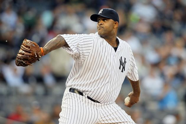 AL Cy Young Award Rankings: Yankees Ace CC Sabathia Finally Cracks Top 5