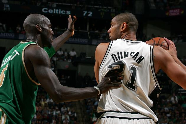 NBA Free Agency 2012: Ranking the 10 Best Big Men on the Market
