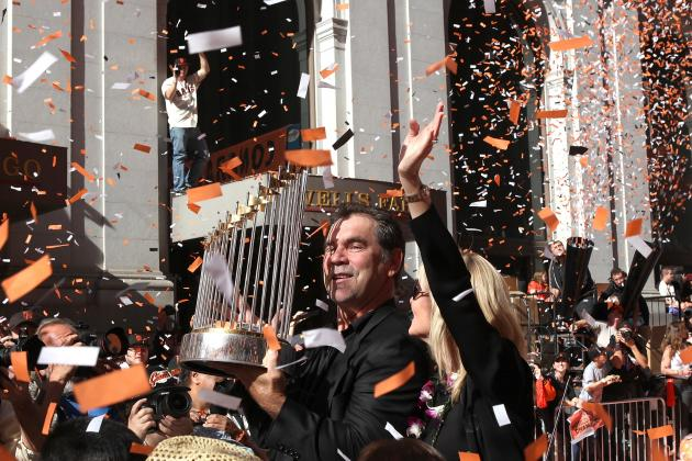Why the San Francisco Giants' 2012 Season Is Beginning to Remind of 2010
