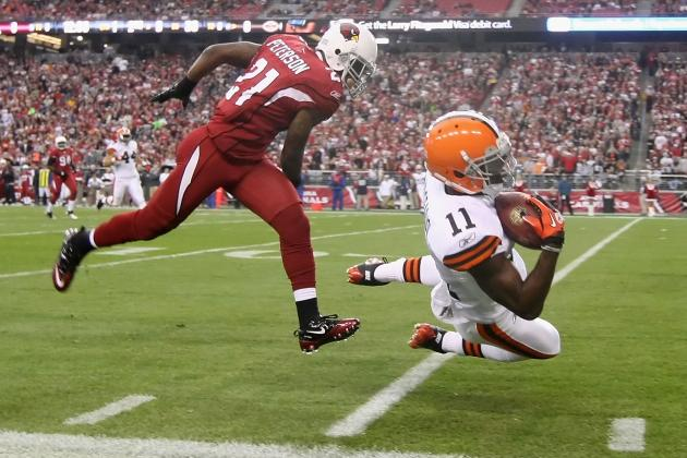 5 Questions About the Cleveland Browns' Wide Receiver Situation