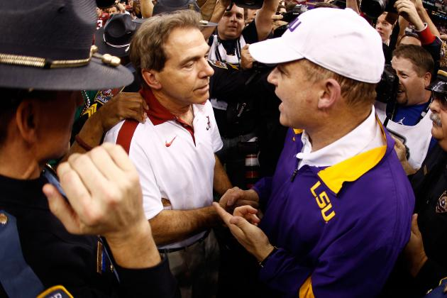 Ranking the 10 Best College Football Coaches Before the Season