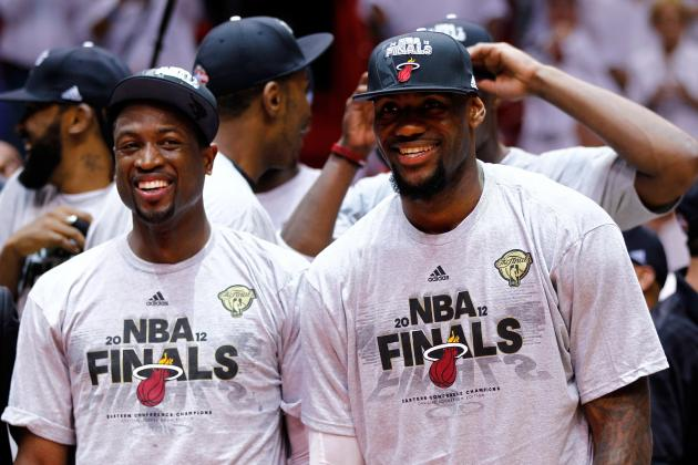NBA Finals 2012: 5 Reasons the Miami Heat Will Win the NBA Title