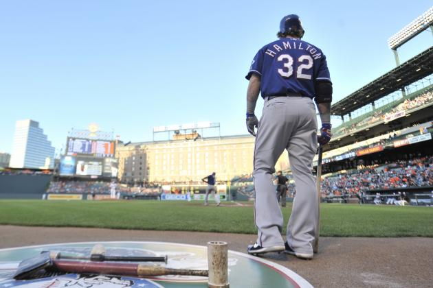 2013 MLB Free Agency: Every Team's Odds of Signing Josh Hamilton