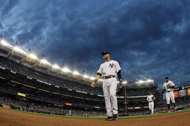 New York Yankees: 10 Reasons Bronx Bombers Won't Play Ball This Fall