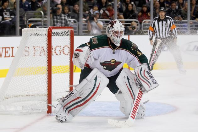 NHL Free Agents 2012: The Top 10 Goalies on the Market and Where They'll Go