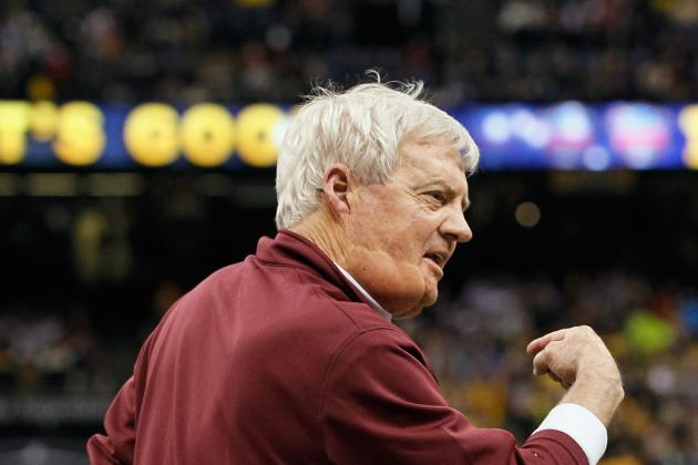 Virginia Tech Hokies Football: How Frank Beamer Can Win Coach of the Year