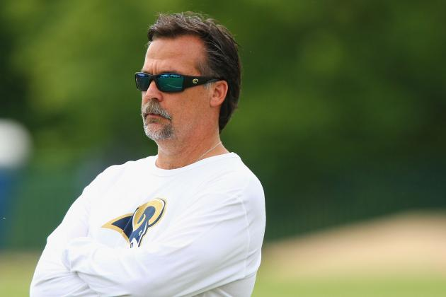 Predicting 2-Deep St. Louis Rams Depth Chart, Pre-Training Camp