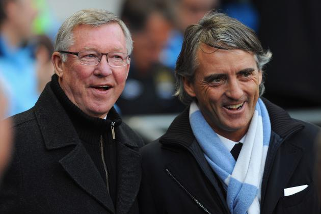 Sir Alex Ferguson: 10 Ways to Intimidate Roberto Mancini