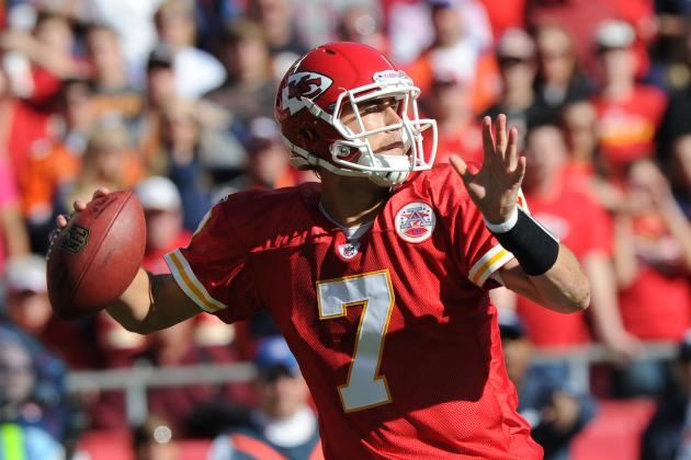 Kansas City Chiefs: 5 Bold Predictions for Matt Cassel's 2012 Season