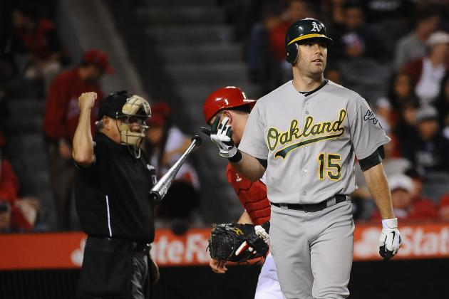 Oakland Athletics: 4 Lineup Shuffles to Revamp the Offense