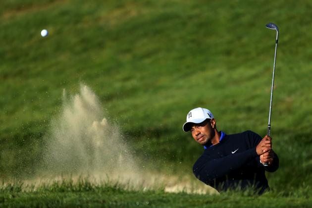 US Open Favorites 2012: Ranking the Chances of Top Golfers