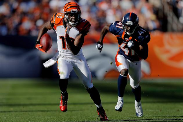 2012 NFL Season: 10 NFL Wide Receivers Who Will Put Up Epic Stats in 2012