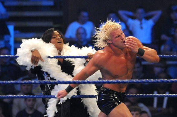 Dolph Ziggler: IWC's Most Overrated Star?