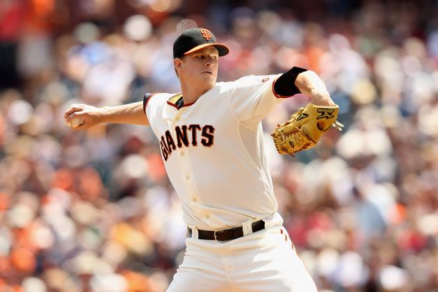 San Francisco Giants: All-Time Starting Rotation