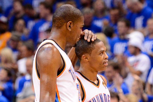 2012 NBA Playoffs: 10 Reasons Why Thunder Will Win in 6