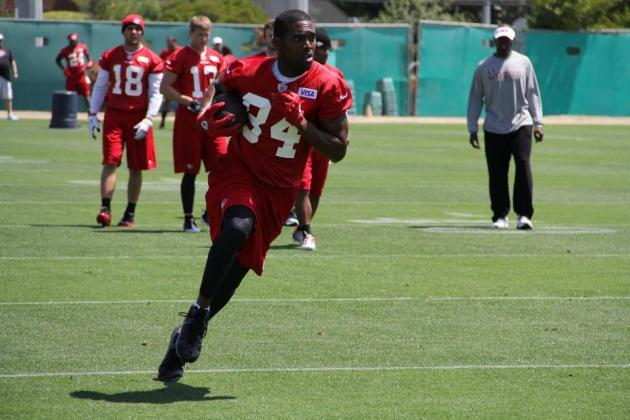 San Francisco 49ers: Realistic Goals for Every New Niner in 2012
