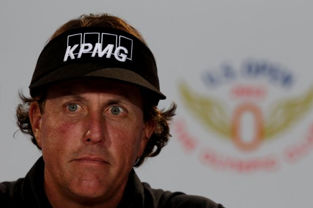 US Open Favorites 2012: Phil Mickelson and Other Winners That Will Contend