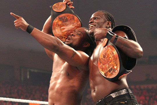 WWE Tag Teams: 3 Potential Teams Already Within the WWE