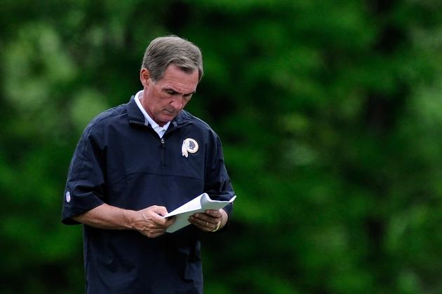 Washington Redskins: 5 Reasons Mike Shanahan Will Do It Right in 2012
