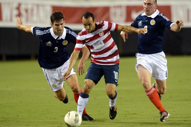8 Reasons to Believe Landon Donovan Is Still America's Best