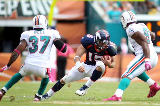 Miami Dolphins: Ranking This Year's Top 5 Defensive Players