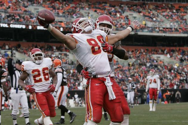 Kansas City Chiefs: Top 5 Tight Ends in Franchise History