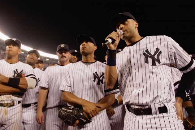 Ranking Derek Jeter and All 11 New York Yankees Captains