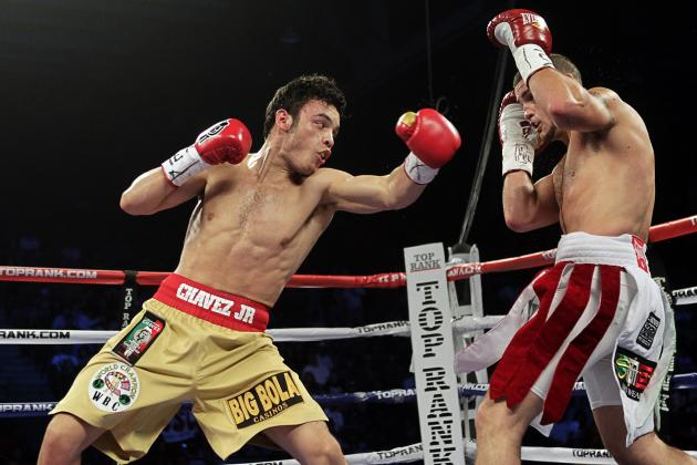 Andy Lee vs. Julio Cesar Chavez Jr.: Ranking Chavez Jr.'s 5 Biggest Wins