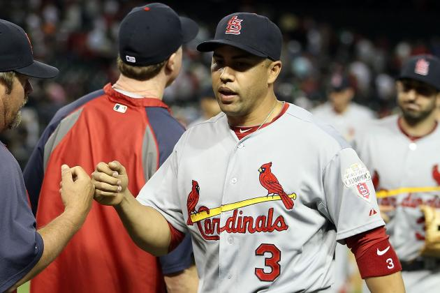 NL MVP Rankings: Carlos Beltran Challenges Joey Votto for No. 1
