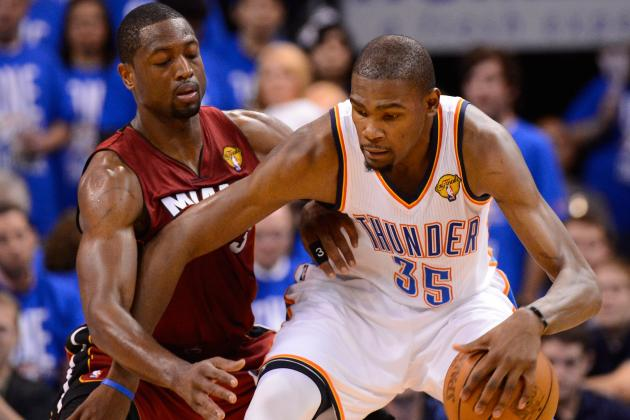 NBA Finals 2012: 5 Silent Strategic Reasons for Oklahoma City Thunder Game 1 Win