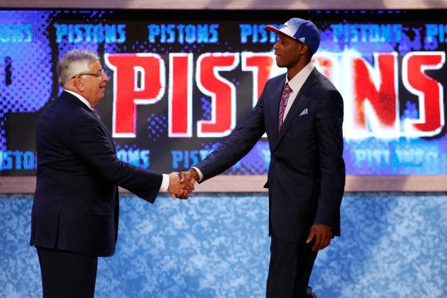 Toronto Raptors: Last 5 Eighth Overall Picks Taken in the NBA Draft
