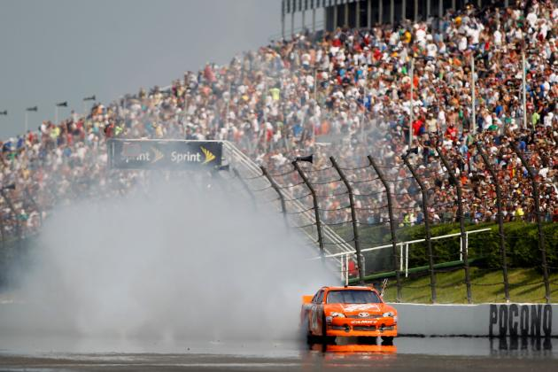 NASCAR Power Rankings: Top 20 Drivers Coming out of Pocono