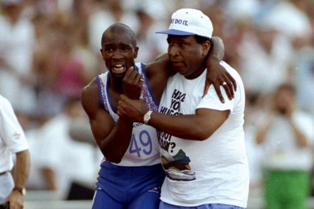 The 15 Biggest Tear-Jerking Moments in Summer Olympic History
