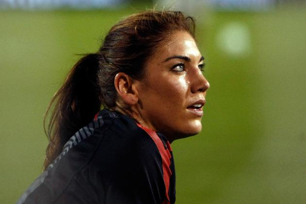 10 Things You Need to Know About US Women's Soccer Goalie Hope Solo
