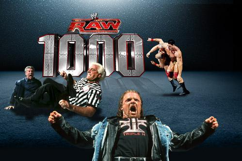 WWE: 5 Dream Matches for Raw's 1,000th Show