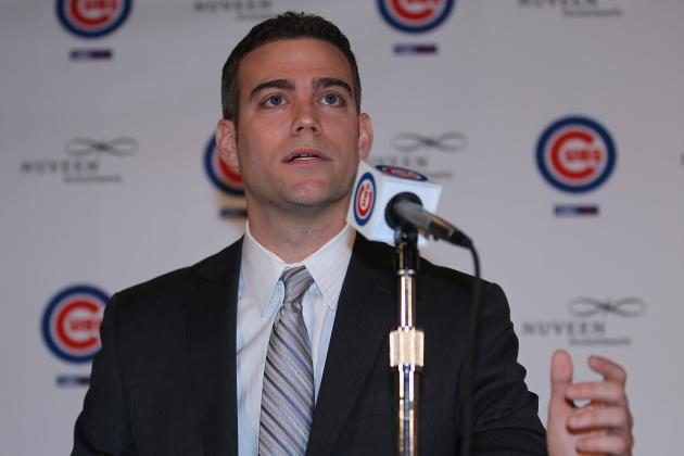 Chicago Cubs:  4 Possible Trading Partners