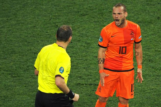 Netherlands V Germany: Rating the Dutch Players in Euro 2012 Group B Match