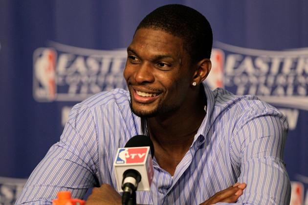 Miami Heat: 5 Teams That Will Explore Trading for Chris Bosh